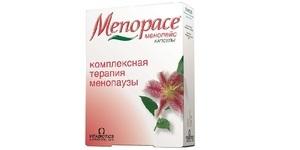Менопейс: инструкция по применению, цена, отзывы женщин и врачей, аналоги