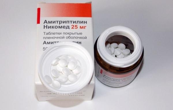 Амитриптилин - инструкция по применению, цена, отзывы, аналоги