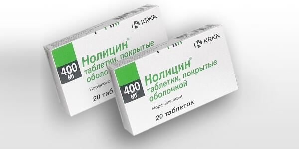 Нолицин: инструкция по применению, цена, отзывы, аналоги таблеток при цистите Нолицин
