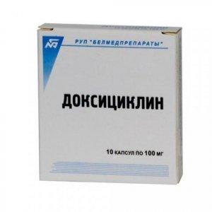 Доксициклин: инструкция по применению, цена, отзывы, аналоги антибиотика Доксициклин