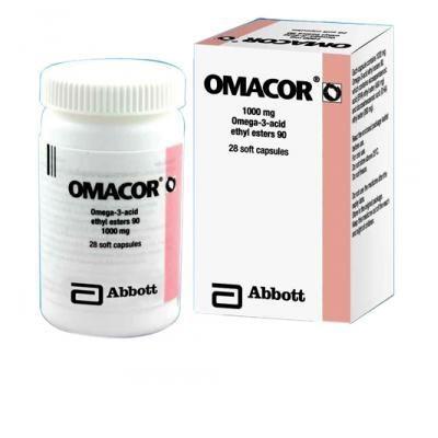 Омакор: инструкция по применению, цена, аналоги, отзывы кардиологов