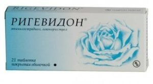 Ригевидон: инструкция по применению, цена, отзывы, аналоги таблеток Ригевидон