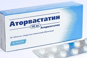 Аторвастатин 10 мг - инструкция по применению, цена, отзывы, аналоги