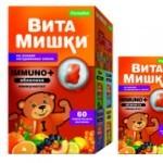 Пиковит сироп для детей: инструкция по применению, цена, отзывы, аналоги