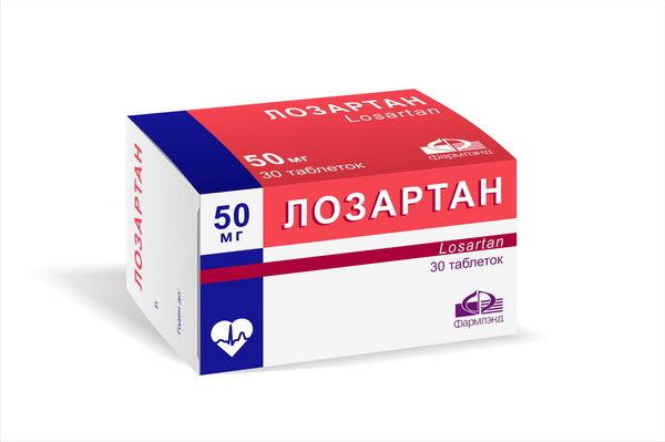 Лозартан 50 мг - инструкция по применению, цена, отзывы, аналоги