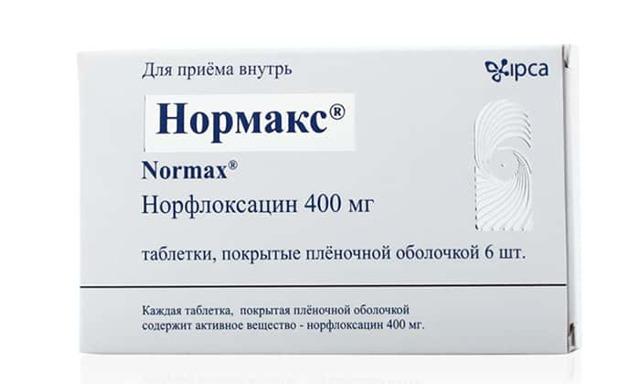 Нормакс таблетки: инструкция по применению, цена, отзывы, аналоги
