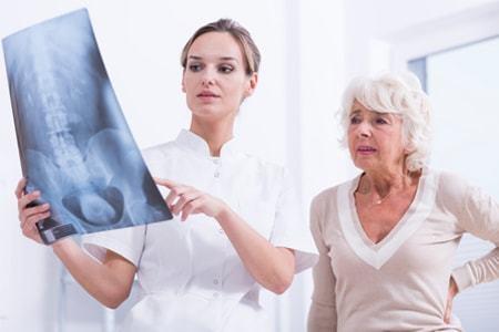 Остеохондроз грудного отдела позвоночника: симптомы и лечение