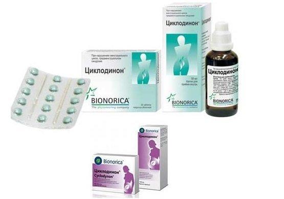 Циклодинон: инструкция по применению, цена, отзывы женщин, аналоги таблеток Циклодинон