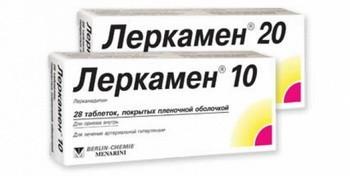 Леркамен 10 - инструкция по применению, цена, отзывы, аналоги