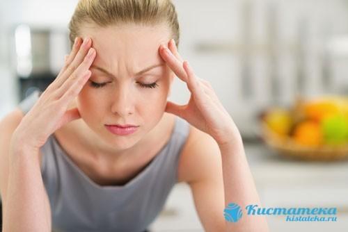 Киста яичника: симптомы, лечение кисты левого (правого) яичника