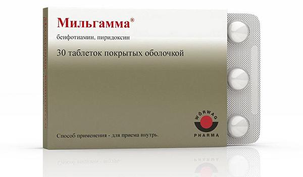 Таблетки Мильгамма Композитум: инструкция по применению, цена, отзывы, аналоги