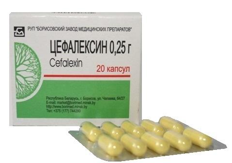 Цефалексин: инструкция по применению, цена, отзывы, аналоги капсул Цефалексин