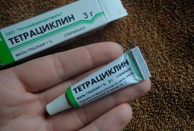 Тетрациклиновая глазная мазь: инструкция по применению, цена, отзывы о мази Тетрациклин