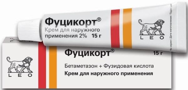 Фуцикорт крем, мазь: инструкция по применению, цена, отзывы, аналоги