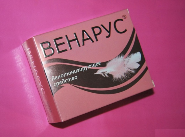 Венарус инструкция по применению, цена 30 и 60 таблеток, отзывы, аналоги