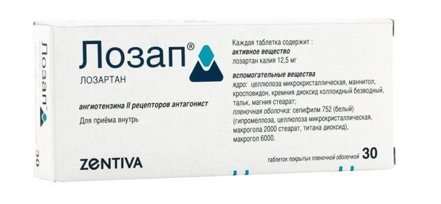 Лозап плюс: инструкция по применению, цена 50 мг, отзывы врачей и пациентов, аналоги