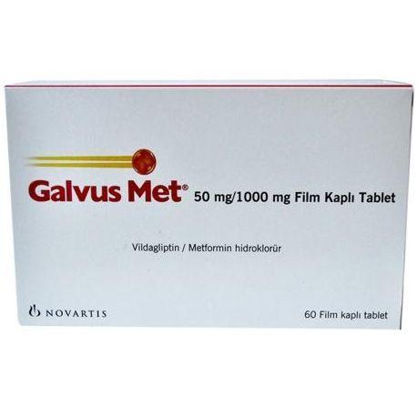 Галвус Мет: инструкция по применению, цена 50 и 1000 мг, отзывы, аналоги