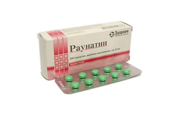 Раунатин: инструкция по применению, цена, отзывы, аналоги таблеток Раунатин