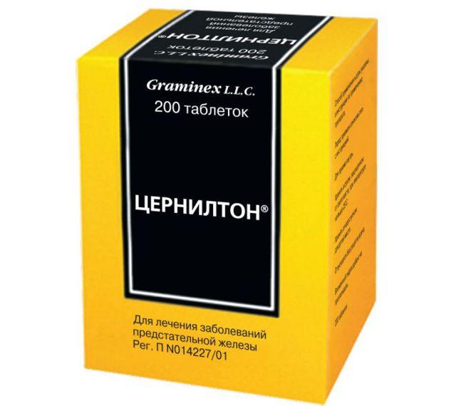 Цернилтон: инструкция по применению, цена, отзывы, аналоги таблеток Цернилтон