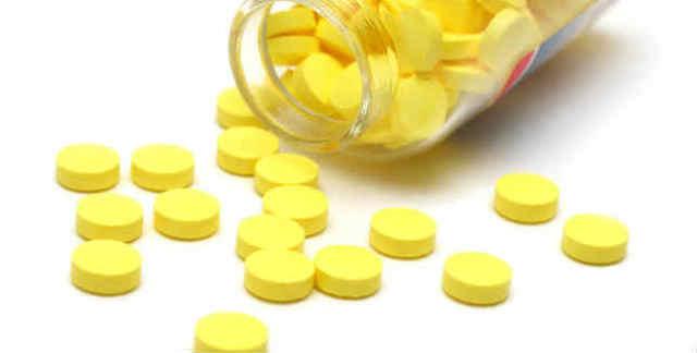 Нистатин таблетки от чего пьют