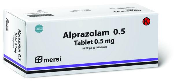 Алпразолам: инструкция по применению, цена, отзывы, аналоги таблеток Алпразолам