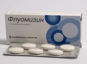 Флуомизин свечи: инструкция по применению, цена, отзывы, аналоги