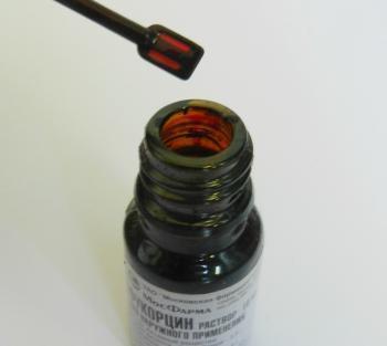 Фукорцин: инструкция по применению, цена, показания к применению раствора Фукорцин