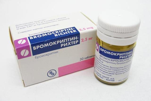 Бромокриптин: инструкция по применению, цена, отзывы, аналоги. Бромокриптин для прекращения лактации