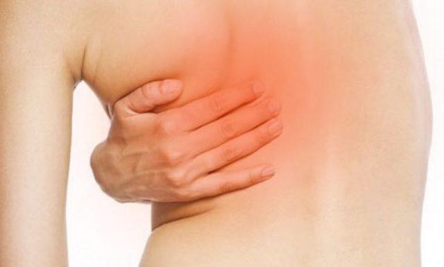 Боль под левой лопаткой сзади со спины: причины. Почему болит под лопаткой с левой стороны