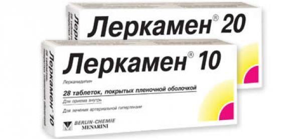 Леркамен: инструкция по применению, цена таблеток 10 и 20 мг, отзывы, аналоги