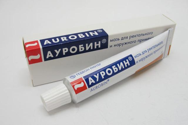 Мазь Ауробин: инструкция по применению, цена, отзывы, аналоги мази Ауробин