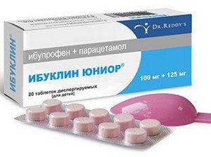 Ибуклин: инструкция по применению, цена, отзывы, аналоги таблеток Ибуклин для взрослых