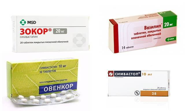 Симвастатин: инструкция по применению, цена таблеток 10 и 20 мг, отзывы, аналоги
