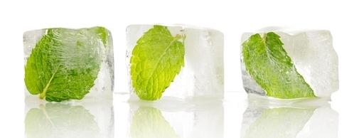 Косметический лед: делаем сами