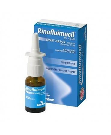 Ринофлуимуцил: инструкция по применению, цена, отзывы, аналоги спрея в нос Ринофлуимуцил