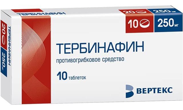 Тербинафин таблетки: инструкция по применению, цена, отзывы, аналоги
