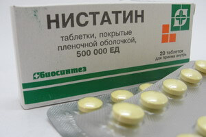 Нистатин таблетки: инструкция по применению, цена, отзывы, аналоги