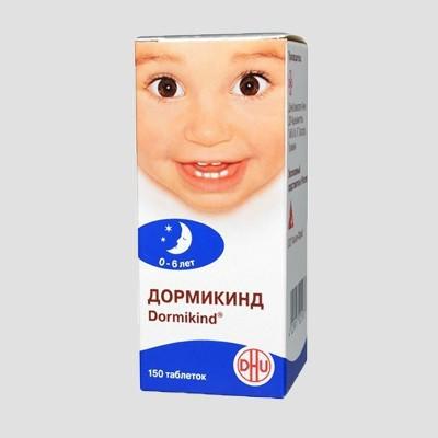 Дормикинд: инструкция по применению для детей, цена, отзывы, аналоги