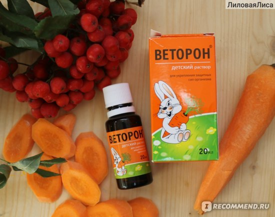 Веторон для детей: инструкция по применению, цена капель, таблеток, отзывы о витаминах Веторон