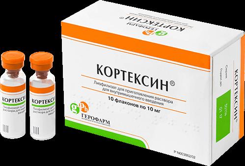 Уколы Кортексин внутримышечно взрослым: инструкция по применению, цена ампул 10 мл, отзывы, аналоги