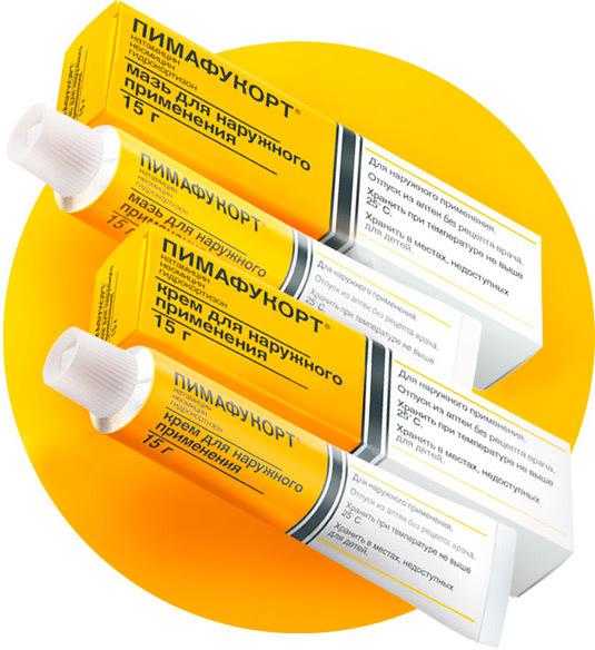 Пимафукорт крем: инструкция по применению, цена, отзывы, аналоги крема Пимафукорт