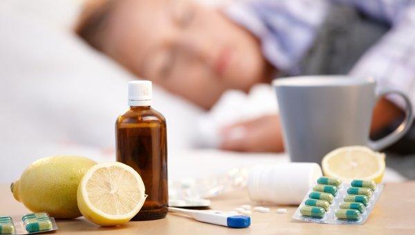 ОРВИ и грипп - лечение у взрослых: препараты